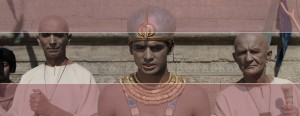 Pharaoh comparison 3